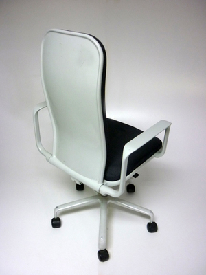 additional images for Fred Scott Supporto task chairs reupholstered in your choice of fabric