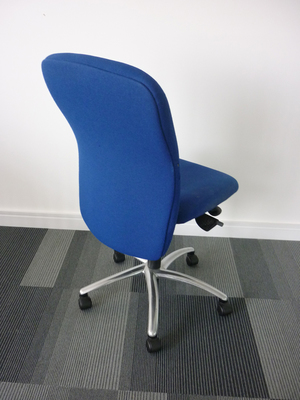additional images for Blue Verco ELX297 task chairs