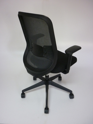 additional images for Black Orangebox DO mesh back task chair CE