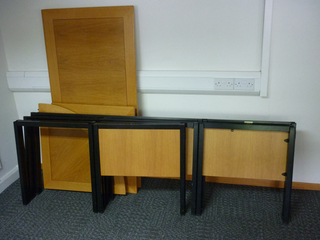 additional images for Reflex demountable table system CE