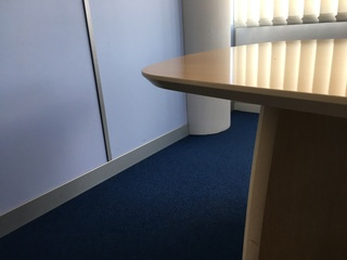 additional images for 2500 X 1200mm Verco Intuition boardroom table