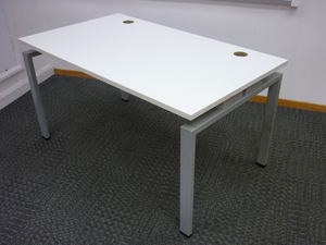 additional images for Jigsaw 1400mm bench desk frames with NEW tops of your choice