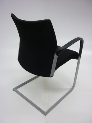 additional images for Black Senator Trillipse meeting chair
