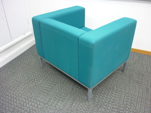 additional images for Pledge BOX Reception armchair (CE)