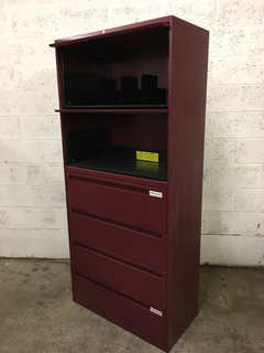 2020mm high Office Speciality combi storage
