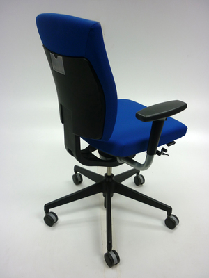 additional images for Royal blue Senator Sprint task chair