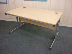 additional images for Maple 1400x800mm rectangular desks (CE)