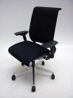 additional images for Steelcase Think black fabric task chair (CE)